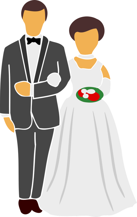 Gratulace k svatbě, přáníčka, blahopřání - Gratulace k svatbě